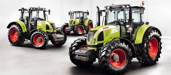 Photo du Tracteurs agricoles Arion 630 (C) (2008)
