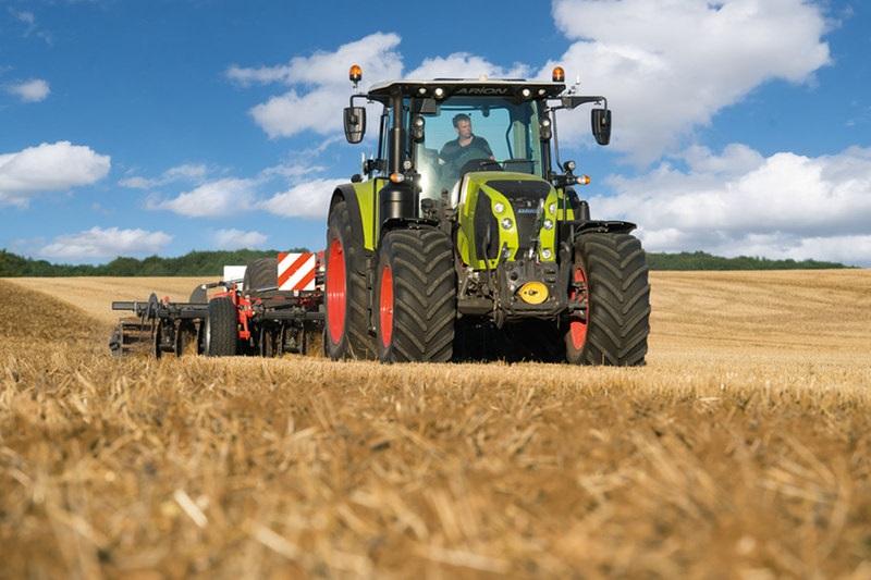 Photo du Tracteurs agricoles Arion 510