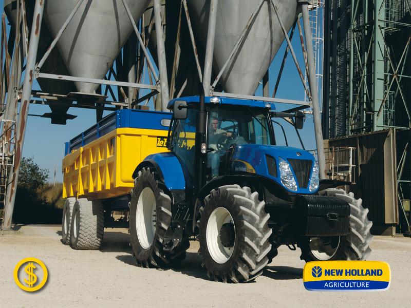 Photo du Tracteurs agricoles T7040