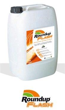 Photo du Herbicides totaux Roundup Flash