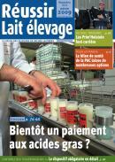 Photo du magazines, journaux agricoles Réussir Lait Elevage