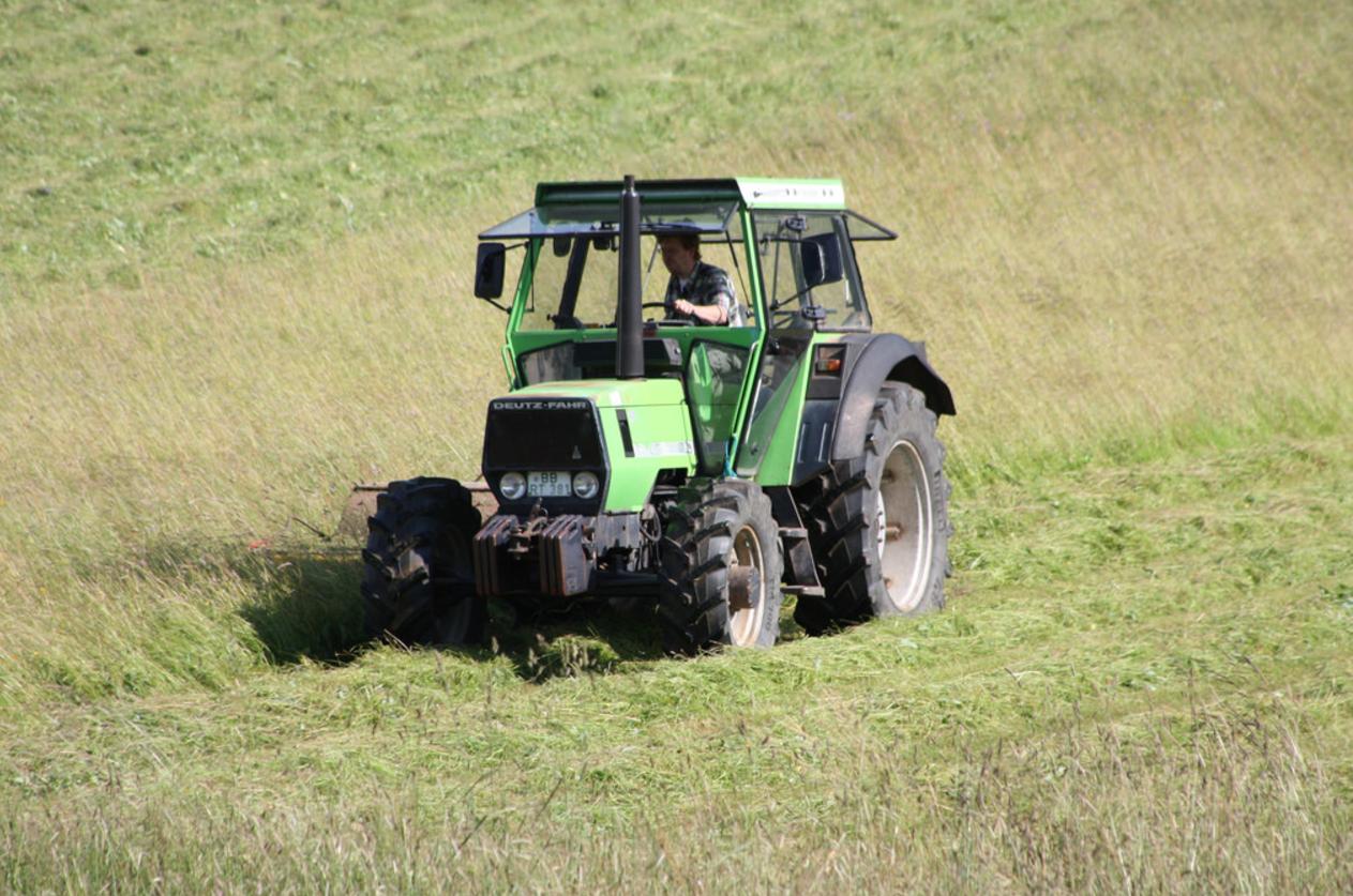 Photo du Autres tracteurs DX 4.50