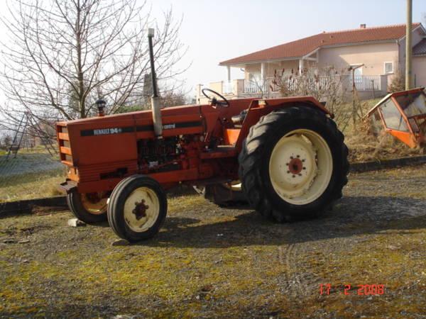 Photo du Tracteurs agricoles 94
