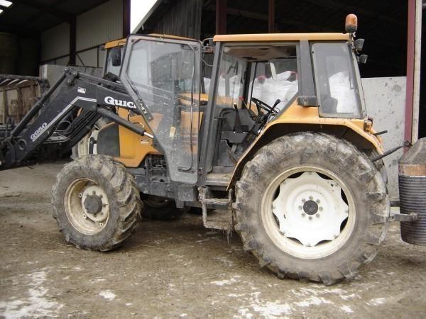 Photo du Tracteurs agricoles Ceres 355