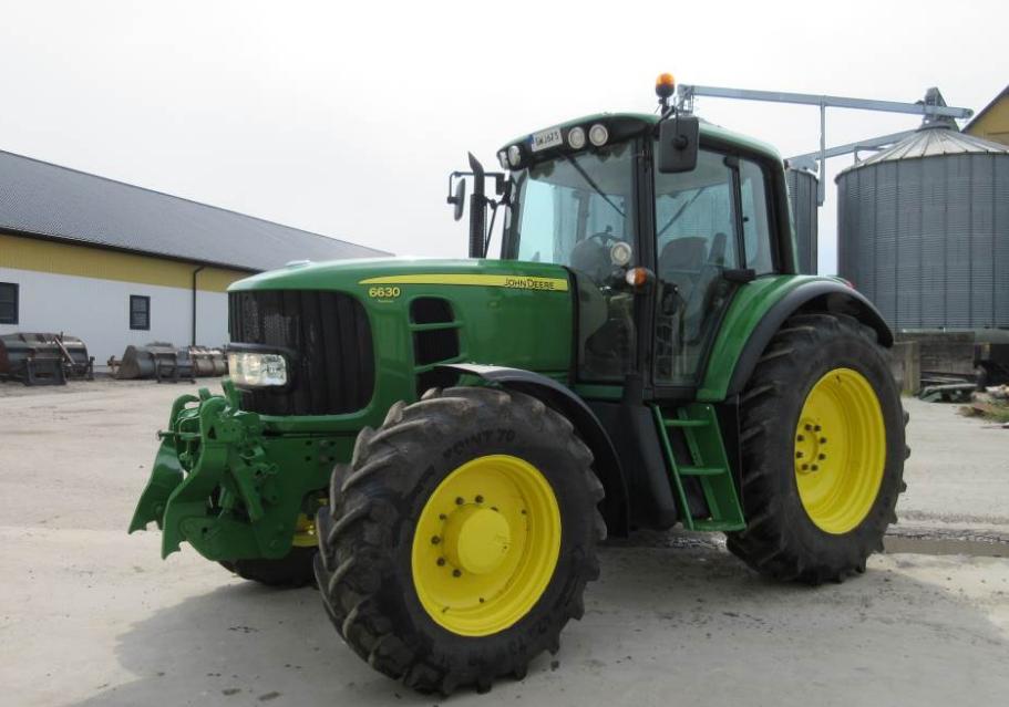 Photo du Tracteurs agricoles 6630 Premium