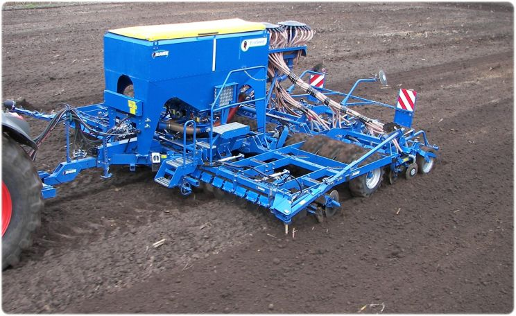 """Photo du Semoirs """"rapides"""", """"directs"""", """"semi-directs"""" Ecoseed 6001 et 6002"""
