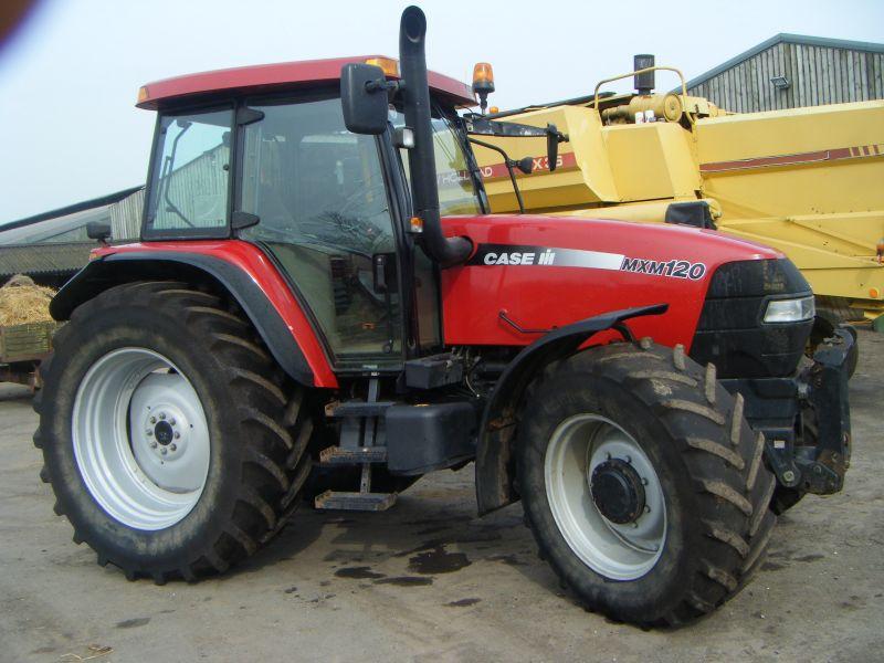 Photo du Tracteurs agricoles MXM 120