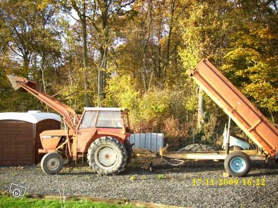 Photo du Tracteurs agricoles 56