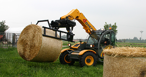 Photo du Chargeurs télescopiques Agri Farmer 26.6