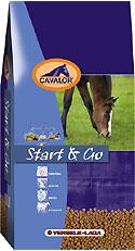 Photo du Aliments chevaux Start&Go