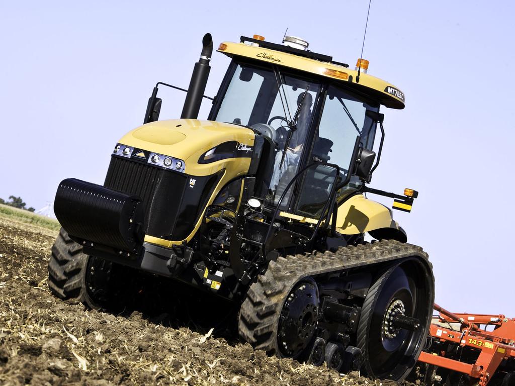 Photo du Tracteurs agricoles MT745C - MT755C - MT765C