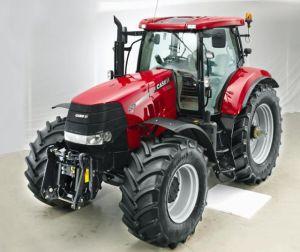 Photo du Tracteurs agricoles Puma 195 CVX