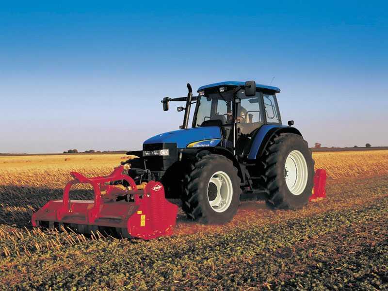 Photo du Tracteurs agricoles TM140