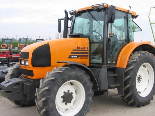 Photo du Tracteurs agricoles Ares 610 RZ