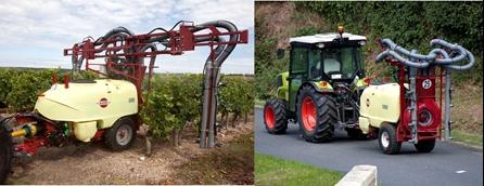 Photo du Pulvérisateurs vignes Lunis