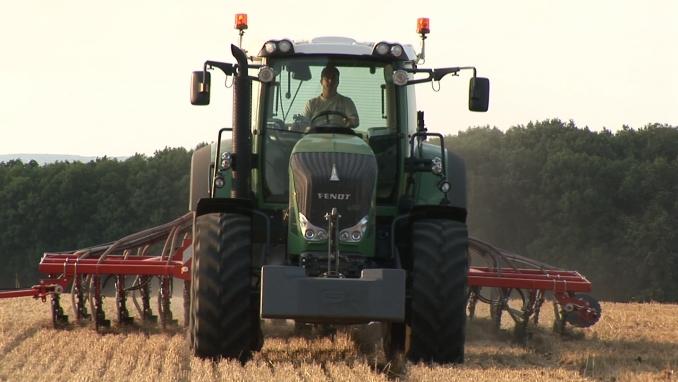 Photo du Tracteurs agricoles 819 Vario