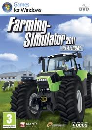 Photo du Jeux des firmes Farming Simulator 2011