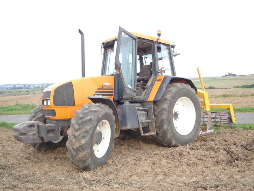 Photo du Tracteurs agricoles Temis 630 Z