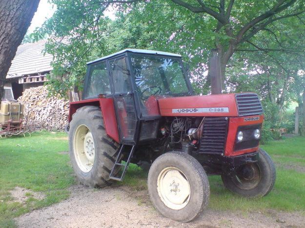 Photo du Tracteurs agricoles C385