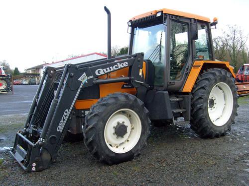 Photo du Tracteurs agricoles Temis 610 X