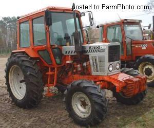 Photo du Tracteurs agricoles 890 2 C ou 4 C