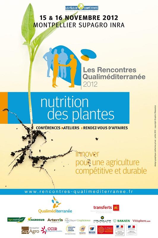 Photo du Salons professionnels Rencontres Qualiméditerranée 2012