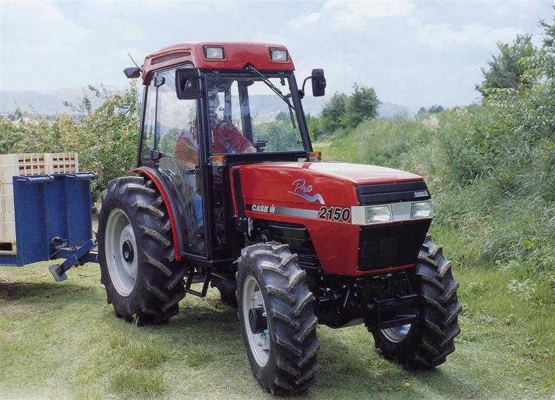 Photo du Tracteurs vignerons 2150 PRO