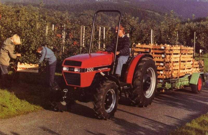 Photo du Tracteurs vignerons 2130