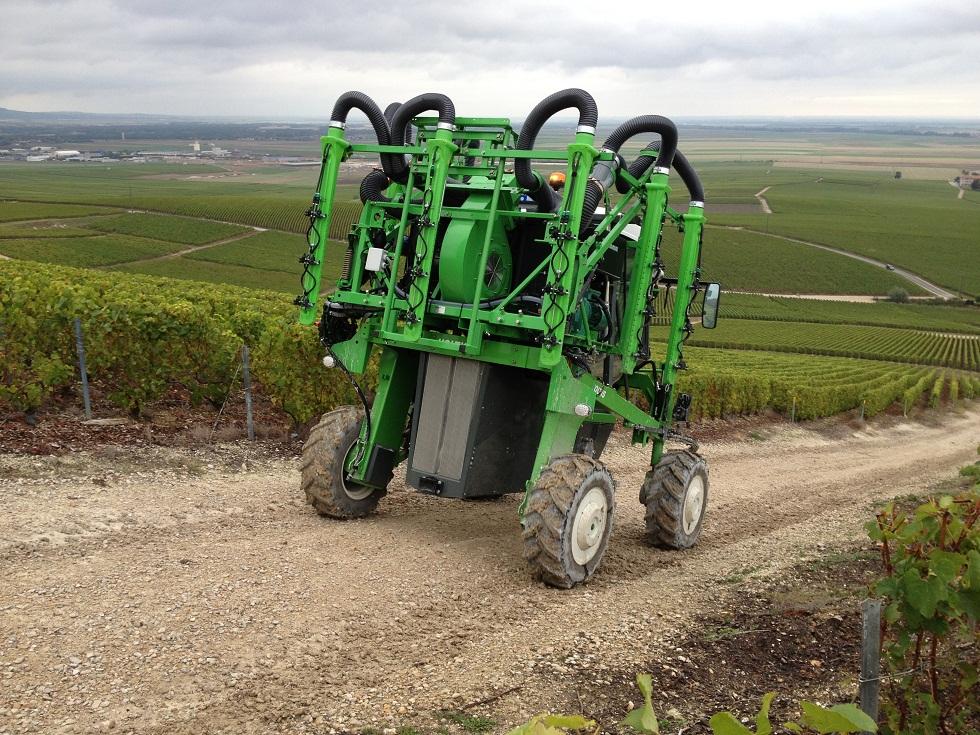 Photo du Autres tracteurs Voltis