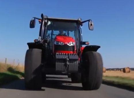 Photo du Tracteurs agricoles MF 5610