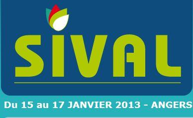 Photo du Salons professionnels SIVAL 2013