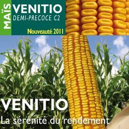 Photo du Variétés de maïs mixte Venitio